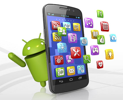 android application development wallpaper
