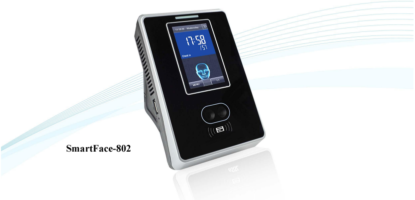 smartface-802-face-recognition-time attendance-access-control-system