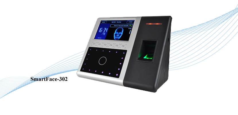 smartface302-face recognition biometric device