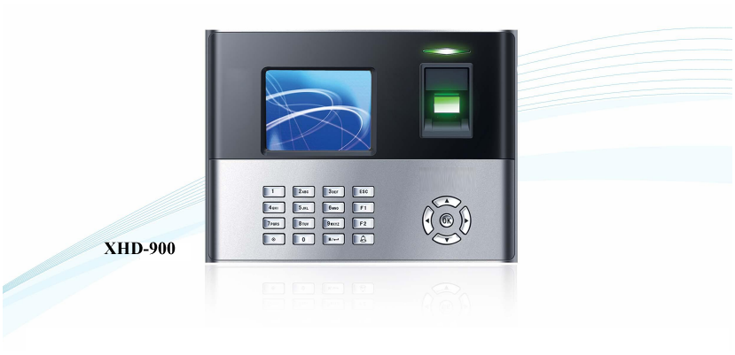 xhd-900-time attendance-access-control-system